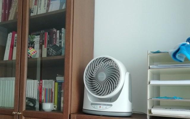 家奈空气循环扇让这个夏天多一份惬意