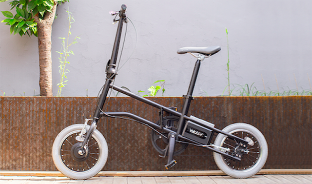 轻客 折叠智慧电单车 TF01