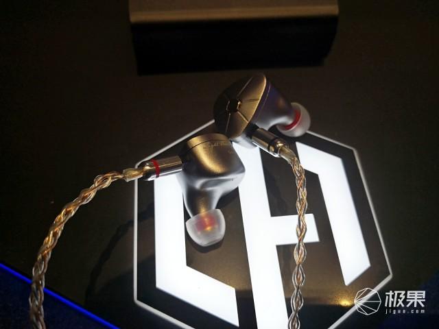 拉赫曼尼发布21单元动铁耳塞OscarXXI,售价39999