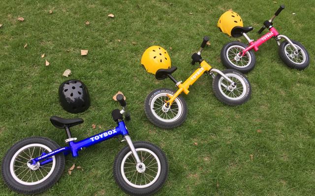 TOYBOX儿童平衡车
