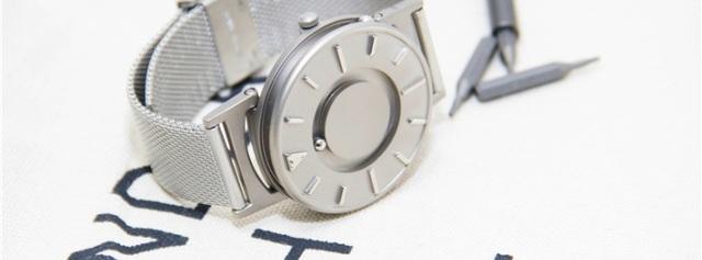 时间可以触摸,EONE 磁力腕表带来另类时尚 | 视频
