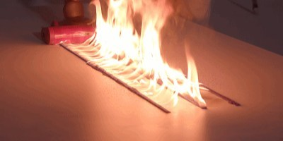 100米毛线被吸尘器玩出网络神曲 最后真的火了!