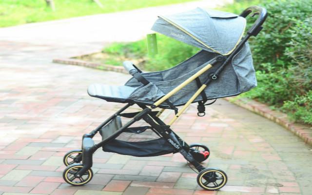 可以自己主动刹车的婴儿车,牛顿智能婴儿车测评