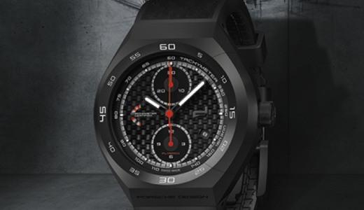 5万一块的保时捷腕表,土豪朋友了解一下?