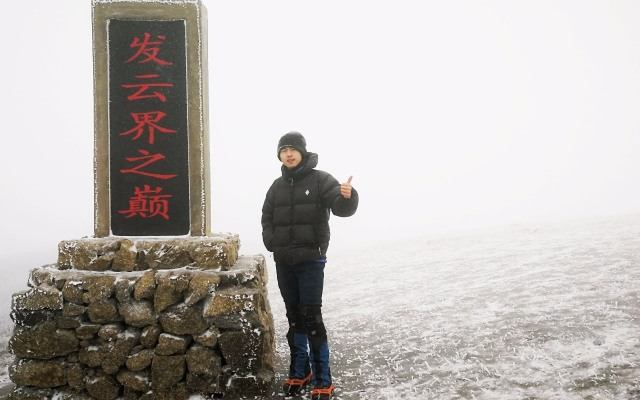 国产羽绒服良心之作,保暖耐操,雪地打滚儿都不怕