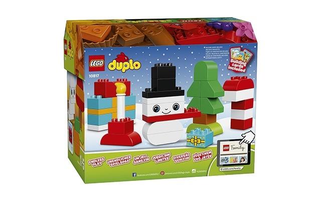 乐高(LEGO)创意盒积木