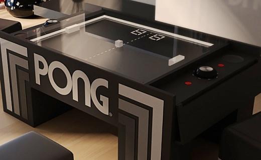 能秒变乒乓球桌的茶几,能玩能放还能给手机充电