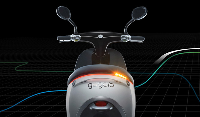 摩托车界的特斯拉-Gogoro SmartScooter