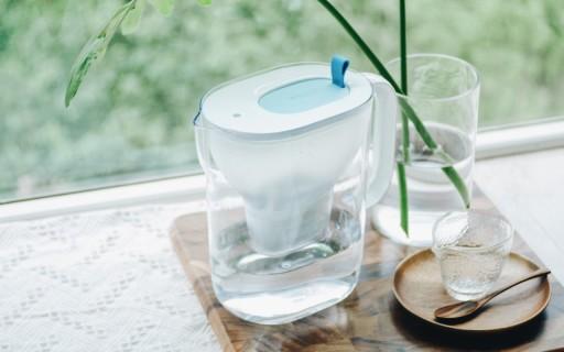 超高颜值滤水壶,宝宝专用水方便又安全