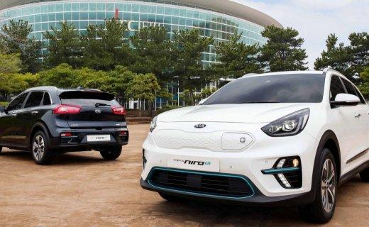 起亚纯电SUV 发布,造型呆萌,续航可达450km