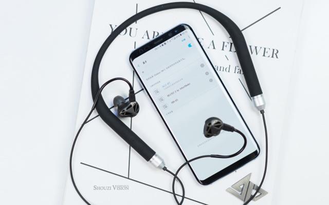 科技感十足,还能变身无线蓝牙耳机 — 徕声RT-1耳机体验