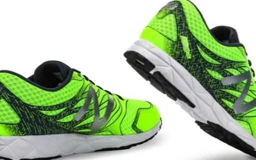 New Balance 男子越野跑鞋:入门越野跑鞋,亮眼配色