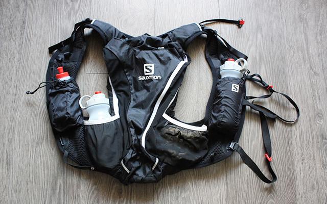 萨洛蒙(Salomon)AGILE2SET双肩水袋背包