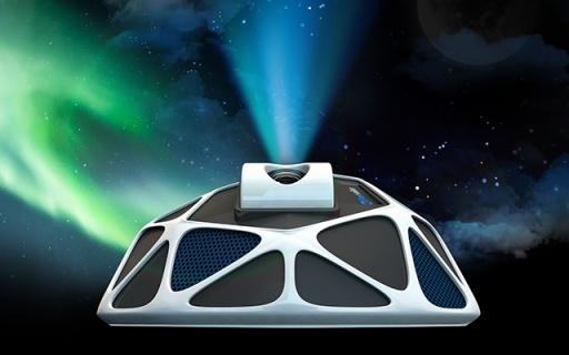 能播放催眠曲的投影仪,带着全世界星空陪你入睡