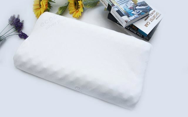 EcolifelatexPT3CM按摩高款乳胶枕