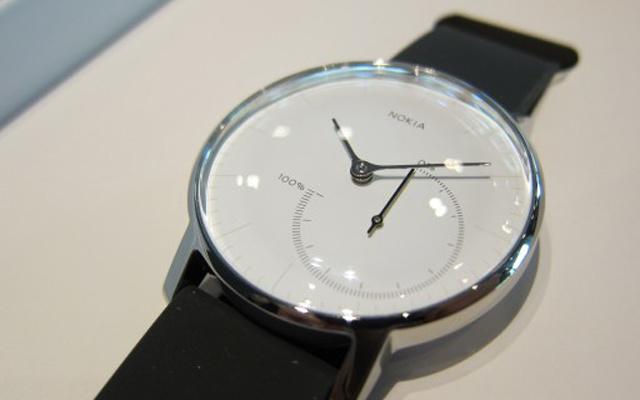 智能科技与传统美学的激情碰撞 — 诺基亚Steel智能手表体验