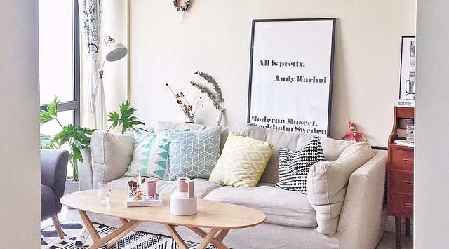 90后装修小白的家具清单,靠淘宝装出120平北欧洋房