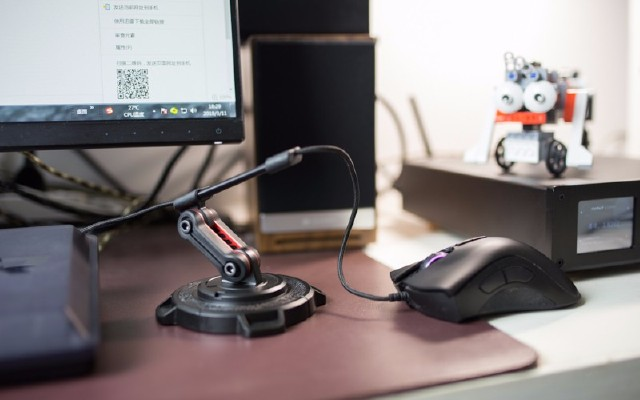 外设之重器,虎符电竞 月晷鼠标线夹评测