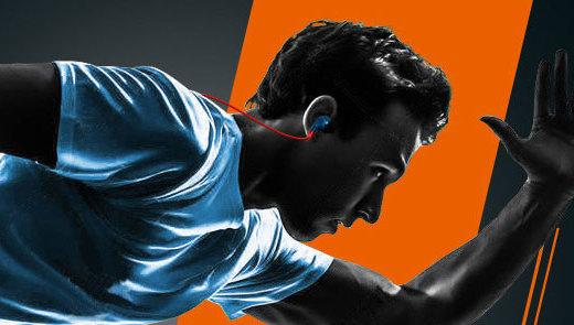 JBL GRIP 200运动耳机:直入式的声音,有效减少声音损失