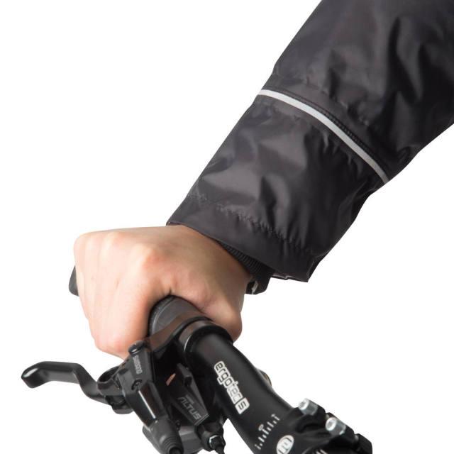 迪卡侬(DECATHLON)自行车运动防雨夹克