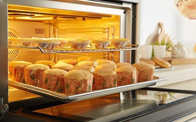 """蒸烤二合一,有它家人再也不去吃""""金拱门""""了 — 凯度嵌入式蒸烤箱一体机体验"""