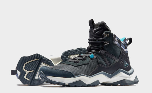 Rax户外登山鞋:炫酷造型很轻便,耐磨大底抗冲击