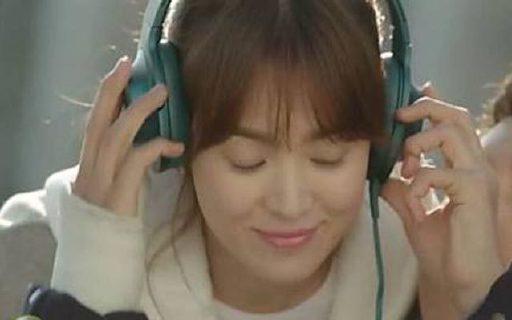 乔妹&宋仲基同款索尼头戴式耳机,无与伦比的美丽