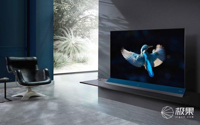 颜值与实力兼具,TCLX8QLEDTV全国国美首发