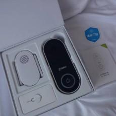 360 智能门铃,谢谢你给的安全感