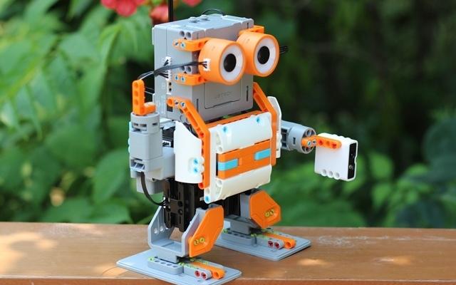 Jimu编程机器人体验,培养孩子动手与动脑能力 | 视频