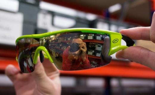 Northwave Tour Pro太阳镜:专业级比赛眼镜,色度准确镜片可替换