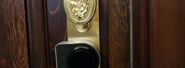 家中机械锁秒变智能锁,从此跨入无钥匙一族