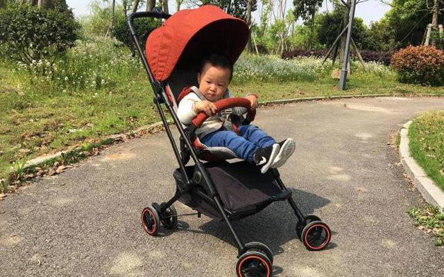 颜值高又轻便的婴儿推车,妈妈为之倾心 —— 小米稚行小轻星体验