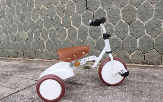 贴心坐骑成就宝贝信心,zooper儿童三轮车体验