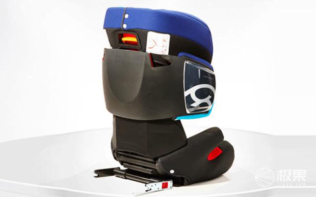 CybexIsofix儿童安全座椅