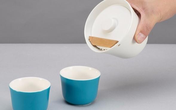 丹麦PO:宋潮茶具套装