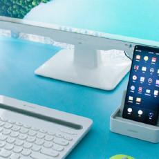 加上这个手机秒变电脑,不用9999元也可以用上TNT工作站