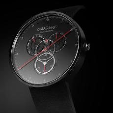 CIGA Design 时光机齿轮 手表