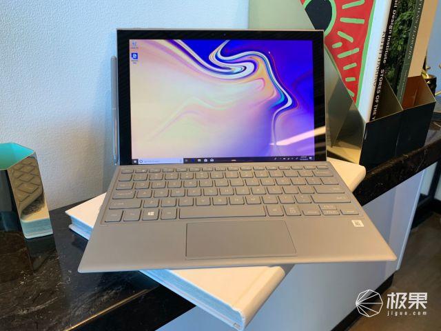 对标SurfacePro6!三星GalaxyBook2发布,售价6945元