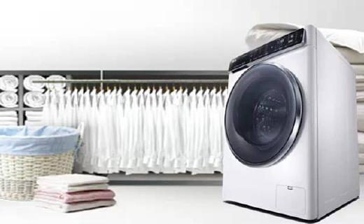LG大容量蒸汽洗衣机,减少褶皱洗的更快更干净