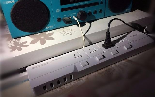 用了ORICO新国标排插,从此告别USB充电器不够用的烦恼