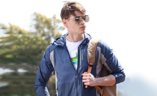 Discovery户外皮肤衣:超轻透气又遮阳,防泼水防风超实用