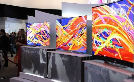 LG人工智能OLED电视,能薄成一张纸?
