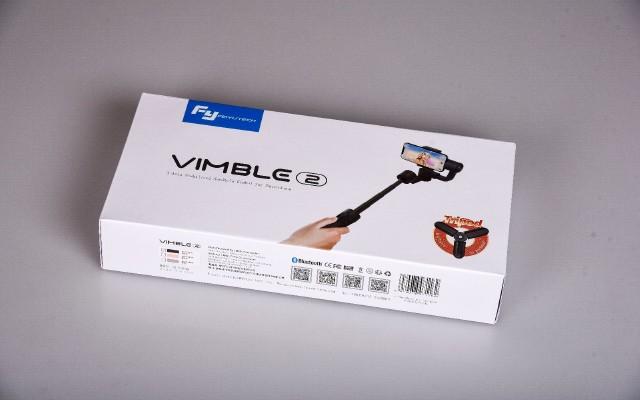 稳稳的飞宇Vimble2开箱