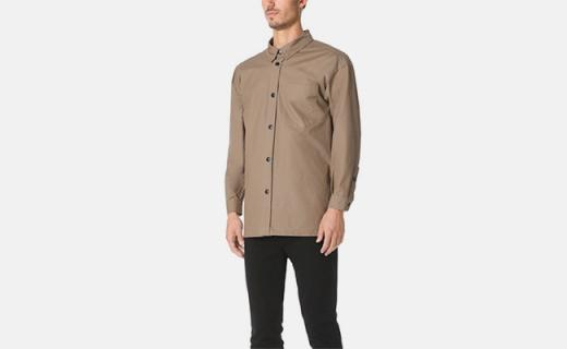 下雨天优雅的潮一把,北欧大牌新款衬衫雨衣