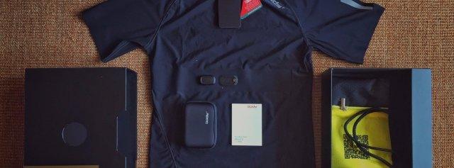BodyPlus智能运动衣体验:穿在身上的私人教练