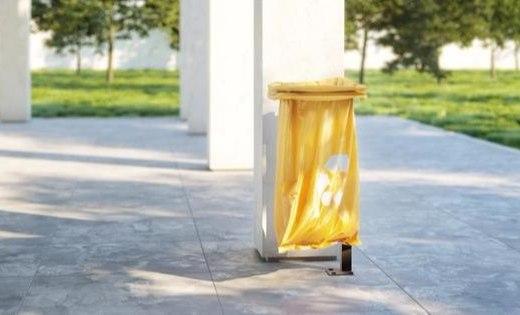设计师打造极简垃圾桶,这才是接地气的好设计