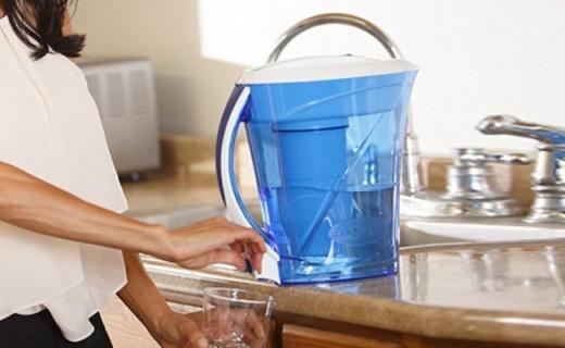 ZeroWater净水器:5级离子交换技术,自来水都能随便喝