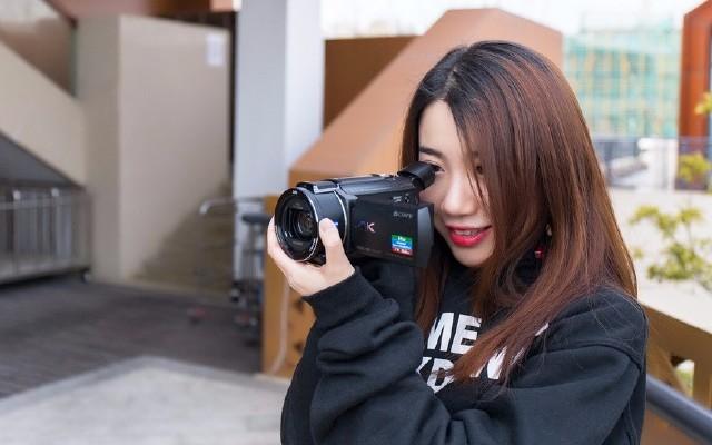 5轴光学防抖+4K画质,家用摄像机的良心之作 — 索尼 FDR-AX60 4K数码摄像机体验 | 视频