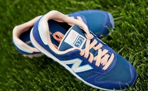 新百伦WL373跑鞋:鞋面柔和舒适,兼具透气和耐磨性